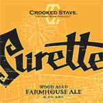 Crooked Stave Surette Beer