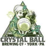 Crystal Ball Belgian Triple beer