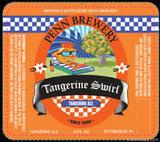 Penn Tangerine Swirl Beer