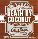 Oskar Blues Barrel Aged Death By Coconut beer