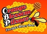 Orange Blossom Pilsner beer