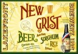 Lakefront New Grist Beer