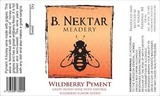 B. Nektar Wildberry Pyment beer