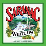 Saranac White IPA beer