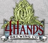 4 Hands Rubus Flux Beer