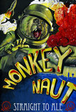 Straight to Ale Monkeynaut IPA beer