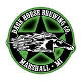 Dark Horse Sarsaparilla Six beer Label Full Size