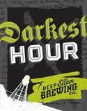 Deep Ellum Darkest Hour beer