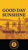 Kalona Good Day Sunshine beer
