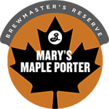 Brooklyn Mary's Maple Porter beer