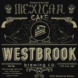 Westbrook Mexican Cake Imperial Stout 2016 Beer
