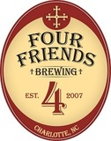 Four Friends i77 American IPA beer