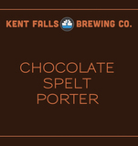 Kent Falls Chocolate Spelt Porter Beer