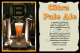 Free Will Citra Pale Ale Beer