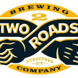 Two Roads Roads Garden Saison beer Label Full Size