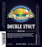 Green Flash Double Stout beer
