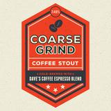 Long Live Coarse Grind Beer