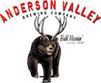 Anderson Valley Boont Bourbon Barrel Amber beer Label Full Size
