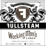 Fullsteam Working Man's Lunch Beer