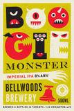 Bellwoods Boogie Monster beer