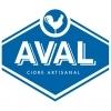 Aval Cidre Artisanal beer Label Full Size