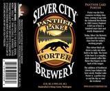 Silver City Panther Lake Porter beer