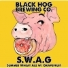 Black Hog S.W.A.G. Summer Wheat Beer