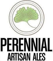 Perennial Dry Hopped Foeder Saison beer Label Full Size