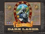Durango Dark Lager beer