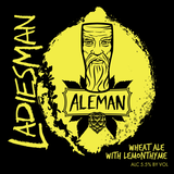 Aleman LadiesMan beer