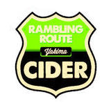 Rambling Route Pear Cider beer