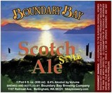 Boundary Bay Scotch Beer
