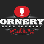 Ornery Pacific Waves beer