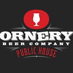 Ornery Dark Adweiss beer