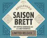 Boulevard Saison Brett 2016 beer