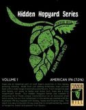 Manor Hill Hidden Hopyard Vol. 3 beer