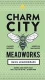 Charm City Meadworks Nitro Citrus Basil Lemongrass beer