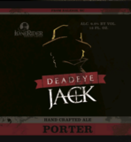 LoneRider DeadEye Jack beer