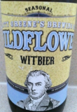 Natty Greene's Wildflower Witbier Beer