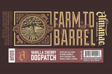 Almanac Vanilla Cherry Dogpatch Beer