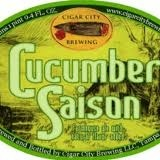 Cigar City Cucumber Saison Beer