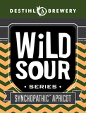 Destihl Wild Sour Series: Synchopathic Apricot Beer