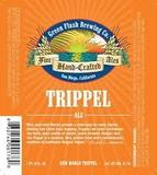 Green Flash Trippel Beer