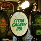 Saranac Citra Galaxy beer