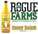 Rogue Honey Kolsch beer