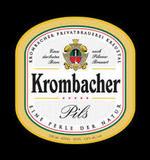 Kromberger Pils beer
