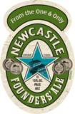 Newcastle Founders' Ale beer