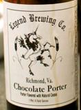 Legend Chocolate Porter beer