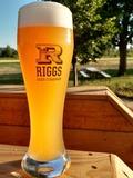 Riggs Hefeweizen beer