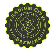 Radium City Infinite Zest beer Label Full Size